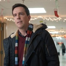 Natale all'improvviso: Ed Helms in una scena del film
