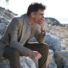 Uno per tutti: Thomas Trabacchi in una scena del film