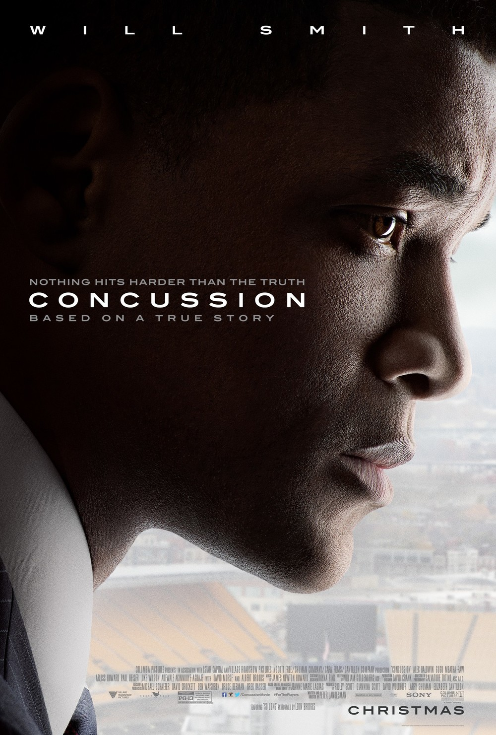 Concussion: la nuova locandina ufficiale