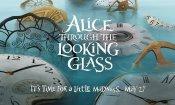 """Alice in Wonderland: i character poster di """"Attraverso lo specchio"""""""