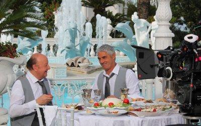 """Massimo Boldi: """"Per Matrimonio al Sud una squadra di grandi artisti!"""""""