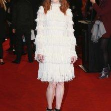 Julianne Moore sul red carpet londinese di Hunger Games il canto della rivolta parte 2