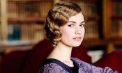 Downton Abbey: Lily James tornerà nello speciale di Natale