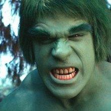 L'incredibile Hulk: Lou Ferrigno furioso nei panni di Hulk