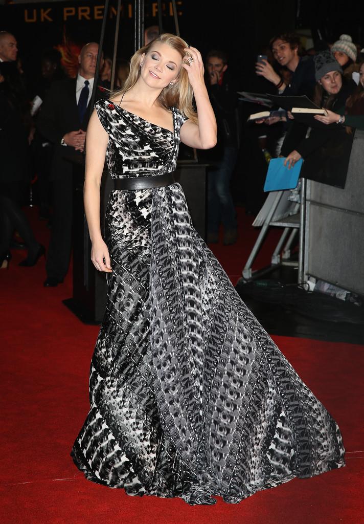 Natalie Dormer alla premiere di Hunger Games: il canto della rivolta p. 2