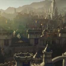 Warcraft - L'inizio: un'imponente scenografia dal trailer del film