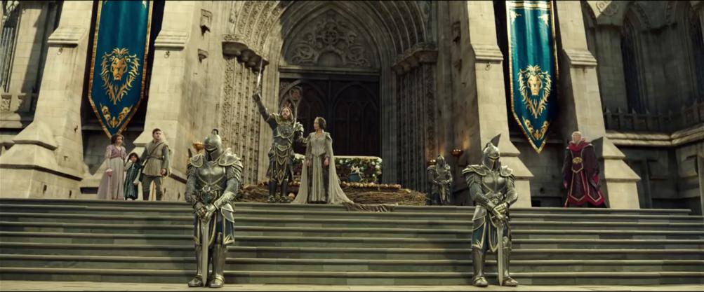 Warcraft - L'inizio: una scena tratta dal trailer del film