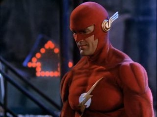 The Flash: John Wesley Shipp nella serie tv