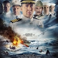 Locandina di USS Indianapolis: Men of Courage