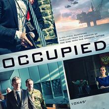 Occupied: il poster della serie