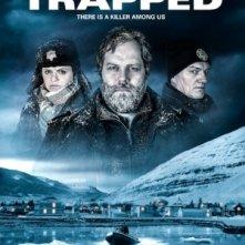 Trapped: il poster della serie