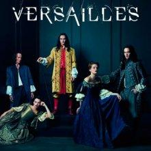 Versailles: la locandina della serie