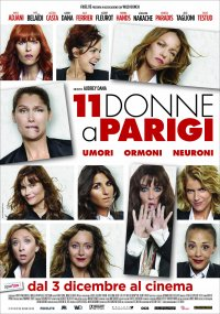 11 donne a Parigi in streaming & download