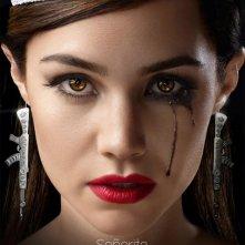 Señorita Pólvora: il poster della serie