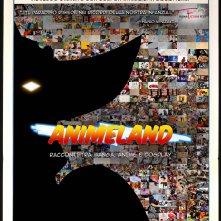 Animeland - Racconti tra manga, anime e cosplay: la locandina del documentario