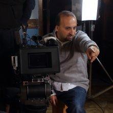 Il direttore della fotografia Daniele Poli sul set