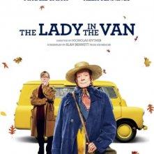 The Lady in the Van: la nuova locandina