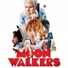 Locandina di Moonwalkers