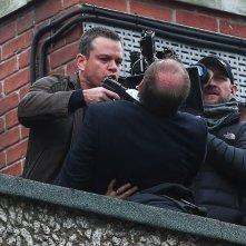 Bourne 5: Matt Damon gira una scena di interrogatorio