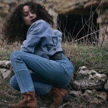 Lea: Vanessa Scalera in un'immagine del film tv