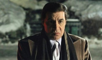 Lilyhammer: una foto del protagonista Steve Van Zandt