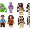 Ghostbusters: la LEGO svela il set del quartier generale