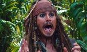 Johnny Depp 'Sono quasi stato licenziato dal primo Pirati dei Caraibi'