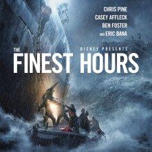 The Finest Hours: la locandina ufficiale