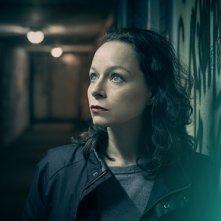 The Last Panthers: Samantha Morton in una foto promozionale della serie
