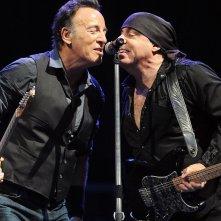 Bruce Springsteen e Steven Van Zahn in concerto