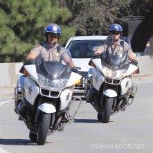 ChiPS: Michael Pena e Dax Shepard in azione