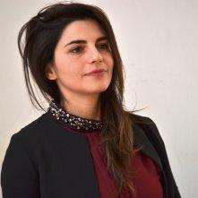 Rita De Donato al photocall di Uno per tutti