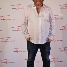 Roma Fiction Fest 2015: Vincent Lannoo posa al photocall di Trepalium