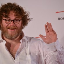 Roma Fiction Fest 2015: Vincent Lannoo scherza al photocall di Trepalium