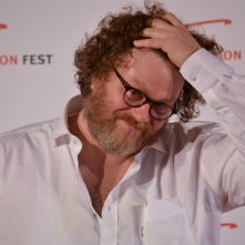 Roma Fiction Fest 2015: Vincent Lannoo in uno scatto al photocall di Trepalium