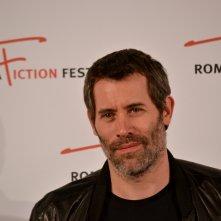 Roma Fiction Fest 2015: Jalil Lespert al photocall di Versailles