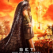 Gods of Egypt: il character poster di Set