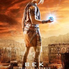 Gods of Egypt: il character poster di Bek