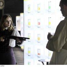 Trepalium: un'immagine di una scena d'azione della prima stagione
