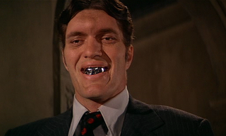 Richard Kiel, detto Lo Squalo, interprete di uno degli storici nemici di James Bond