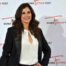Roma Fiction Fest 2015: Michaela Watkins al photocall di Casual