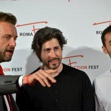 Roma Fiction Fest 2015: Marco Spagnoli, Zander Lehman e Jason Reitman prima della Masterclass & Excellence Award