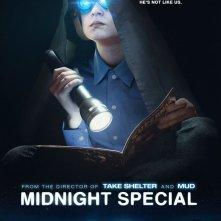 Midnight Special: il poster del film