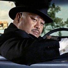 Agente 007, missione Goldfinger - Harold Sakata nei panni di Oddjob