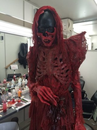 Crimson Peak - immagine dal set del film