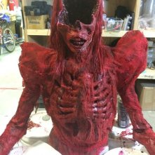 Crimson Peak - un'immagine dal set del film