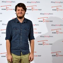 "Roma Fiction Fest 2015: Un immagine di Claudio Di Biagio al photocall di ""Lontana da me"""