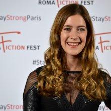 "Roma Fiction Fest 2015: Clara Alonso posa al photocall di ""Lontana da me"""