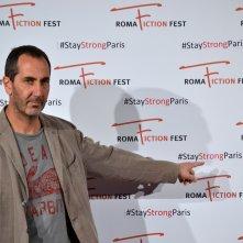 """Roma Fiction Fest 2015: Paolo Calabresi al photocall di """"Zio Gianni"""""""