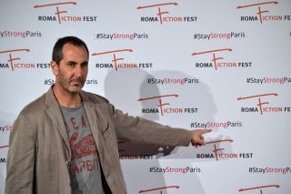"Roma Fiction Fest 2015: Paolo Calabresi al photocall di ""Zio Gianni"""